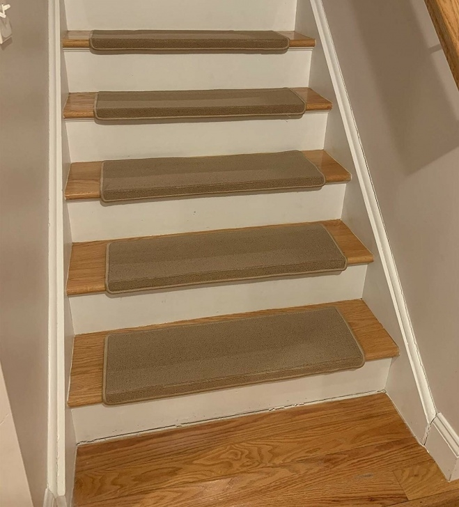 Simple Bullnose Stairs Carpet Picture 347