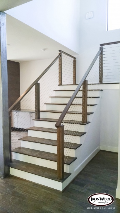 Simple Diy Interior Cable Railing Picture 370