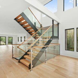 Glass Handrails For Stairs