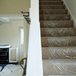 Simple Protecting Carpet On Stairs Picture 603