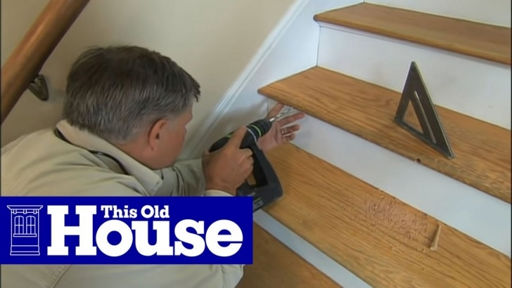 Simple Repairing Wooden Stairs Photo 620