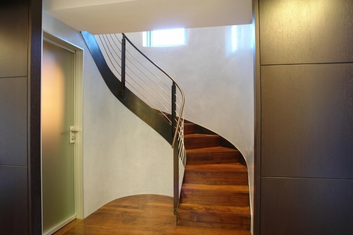 Simple Replacing Spiral Staircase Image 170