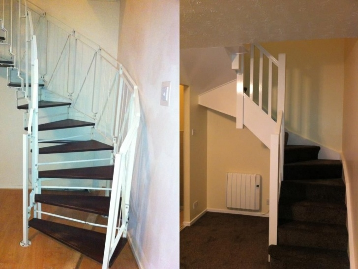 Simple Replacing Spiral Staircase Picture 347