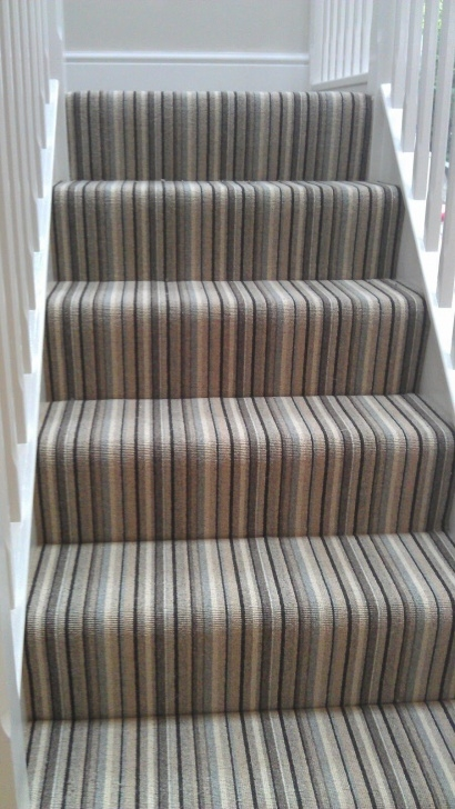 Simple Stripy Stairs Carpet Picture 917