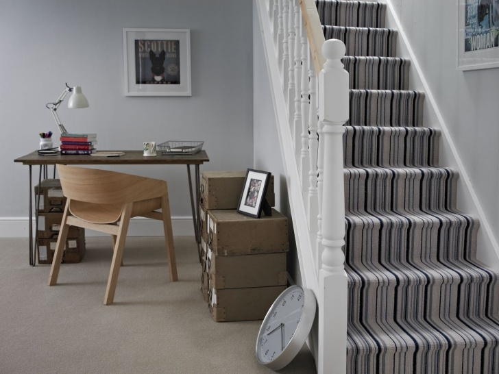 Simple Twist Carpet For Stairs Photo 007