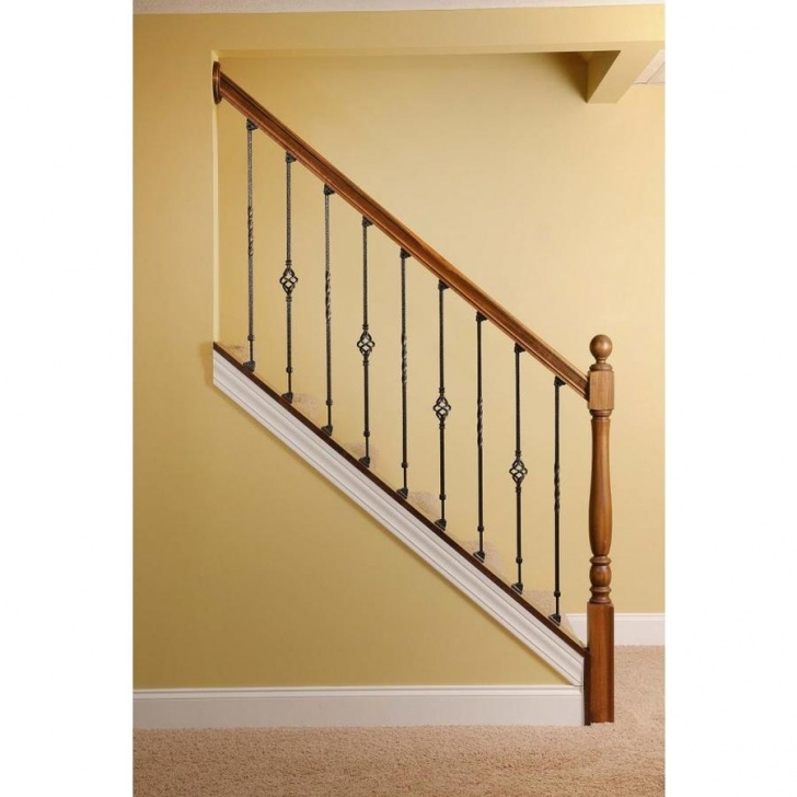 Simple Wrought Iron Railings Lowes Image 013
