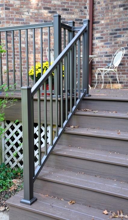 Splendid Bronze Stair Railing Image 899