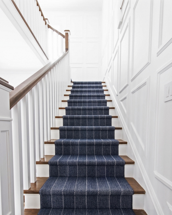 Splendid Contemporary Stair Runners Image 437