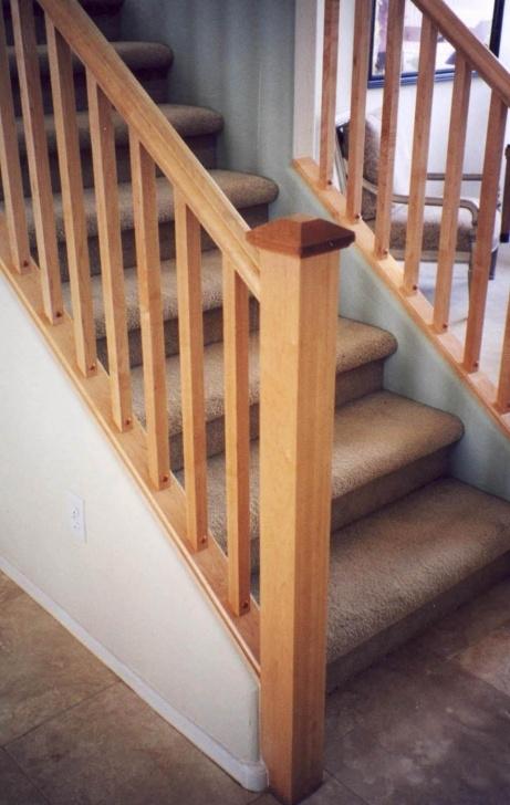 Splendid Craftsman Style Stair Railing Photo 331