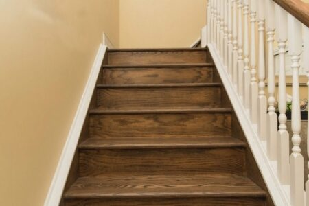Engineered Wood Stairs