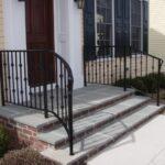 Splendid Exterior Handrails For Steps Photo 965