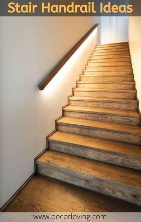 Splendid Handrails For Staircases Image 244