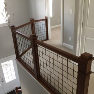 Interior Balcony Railing
