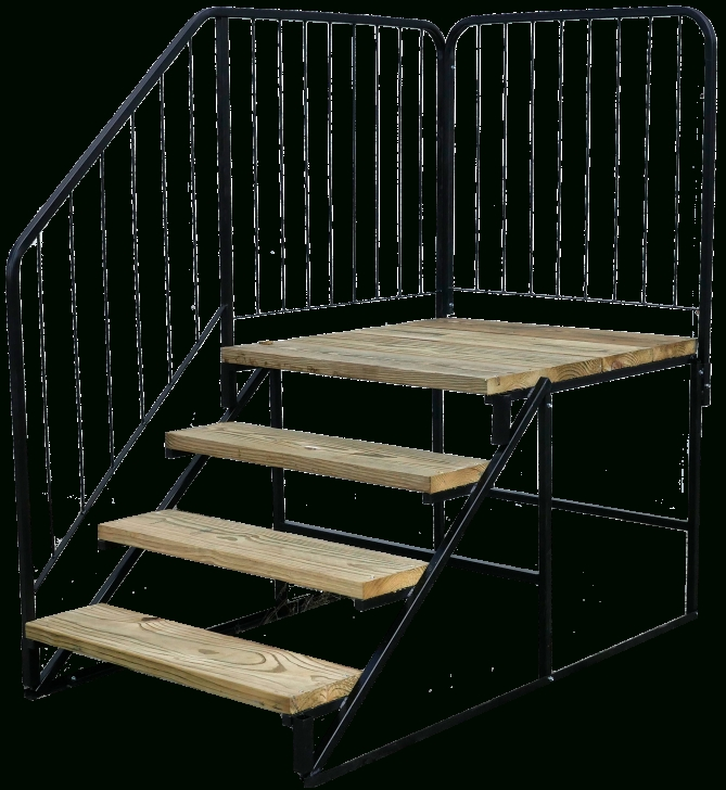 Splendid Metal Steps Outdoor Picture 277