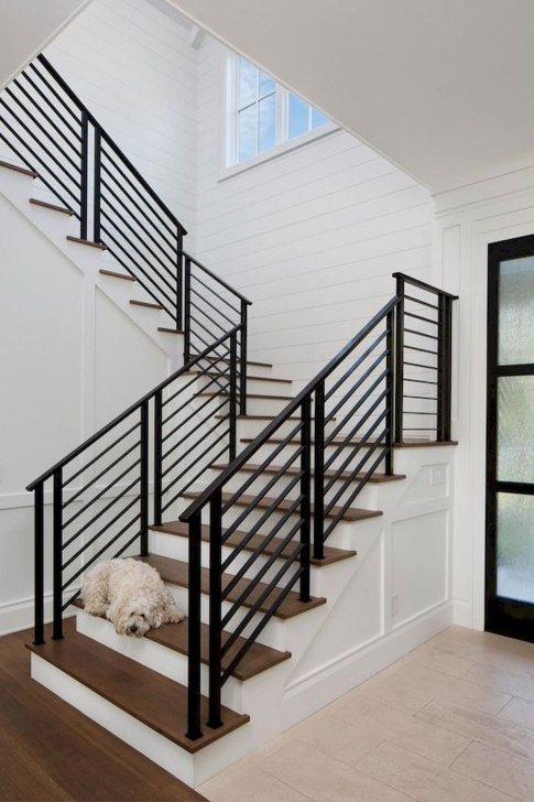 Splendid Modern Iron Stair Railing Picture 332