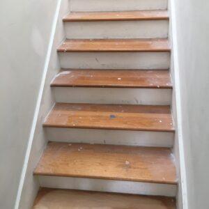 Refinishing Stair Treads