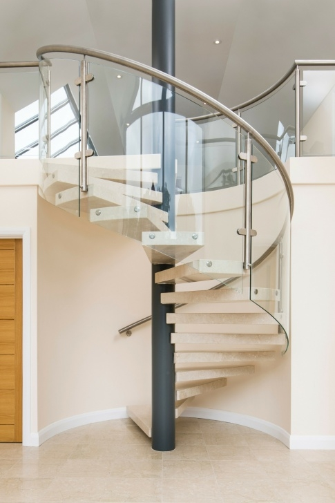 Splendid Spiral Staircase Design Picture 015