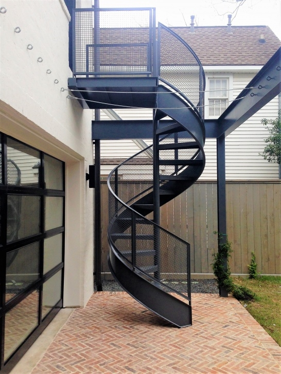 Splendid Spiral Staircase Handrail Image 213