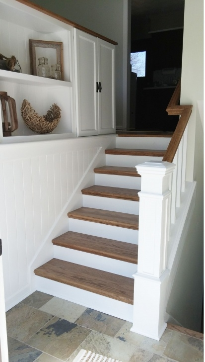 Splendid Split Level Entry Stairs Photo 529
