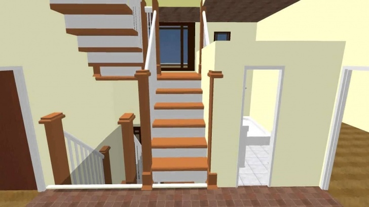 Splendid Staircase Sweet Home 3D Picture 655