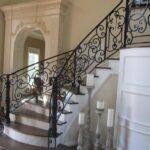 Splendid Stairs Railing Designs In Iron Image 367