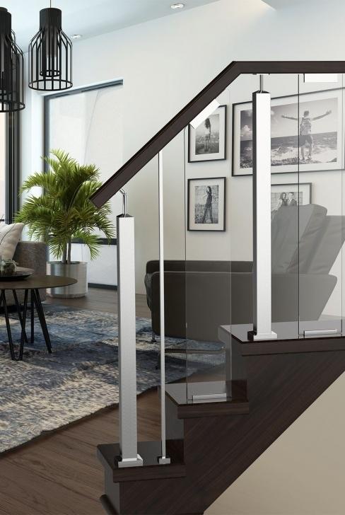 Splendid Verona Glass Balustrade Panel Picture 100