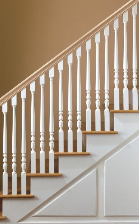 Splendid Wood Stair Balusters Image 380