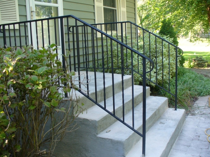 Stunning 3 Step Handrail Picture 797