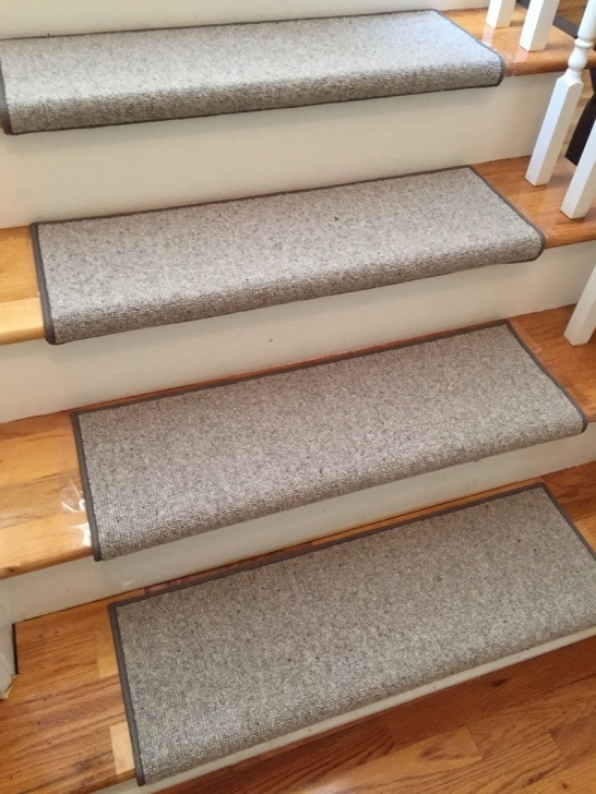 Stunning Bullnose Stairs Carpet Picture 741