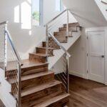 Stunning Hardwood Floor Stairs Image 459
