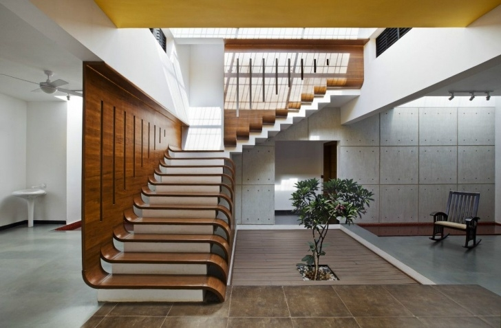 Stunning Inner Staircase Design Picture 030