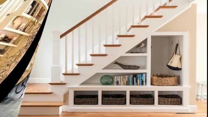 Stunning Interior Design Under Staircase Image 558
