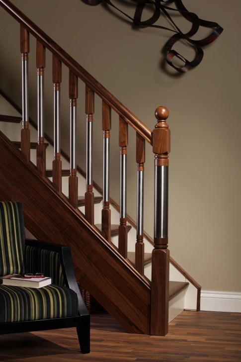 Stunning Modern Stair Spindles Photo 248