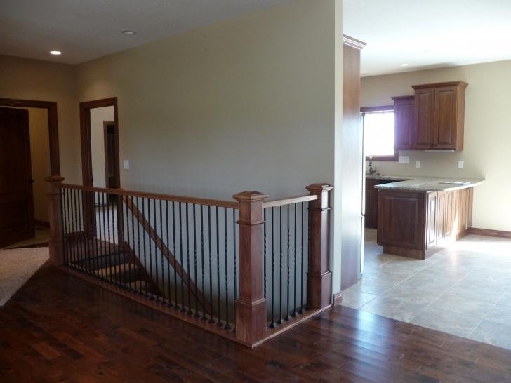 Stunning Opening Basement Stairs Photo 932