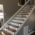 Stunning Rod Iron Stair Railing Image 831