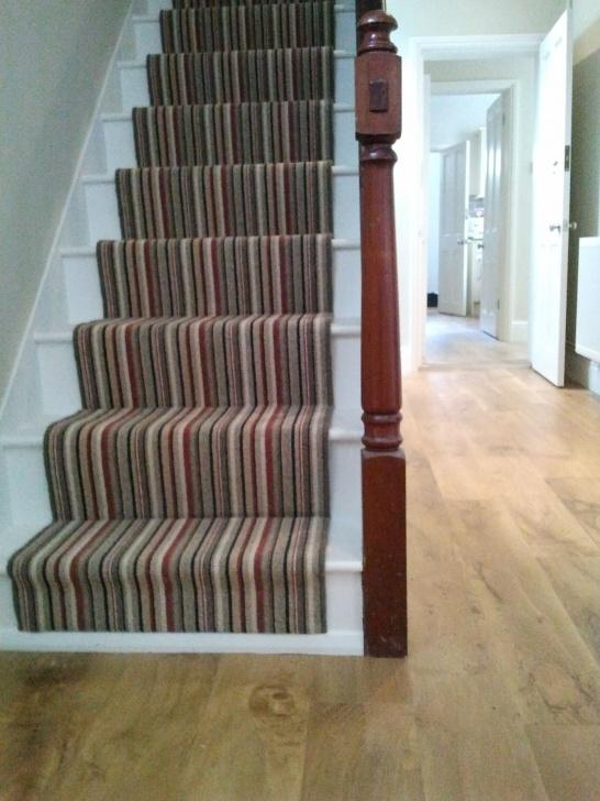 Stunning Stripy Stairs Carpet Image 180