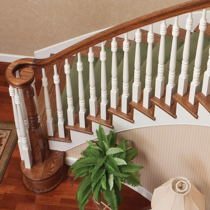 Stunning Wood Balusters Home Depot Picture 095