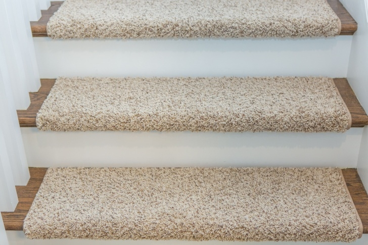 Stylish Bullnose Stairs Carpet Image 217