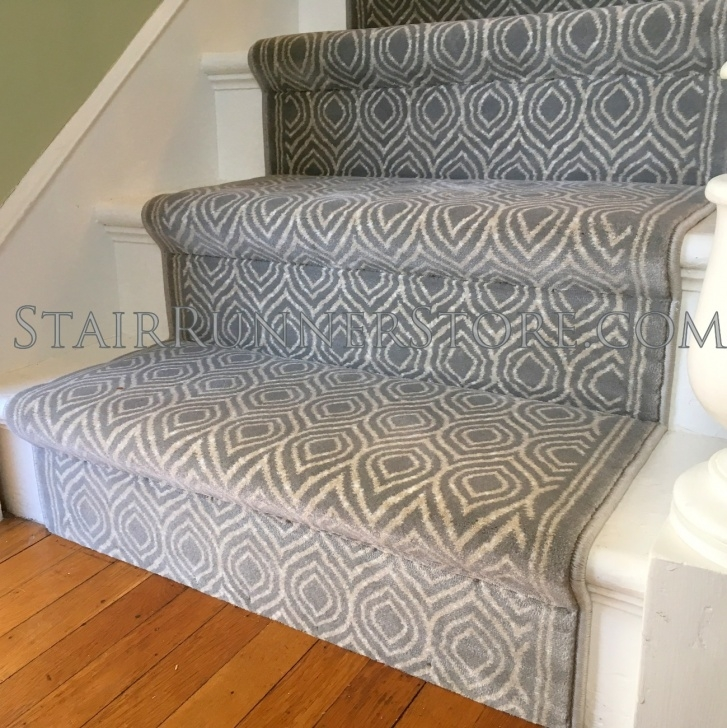 Stylish Carpet Runners For Stairs Image 574