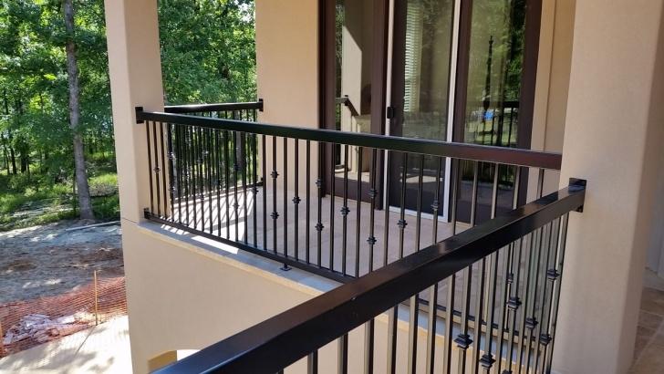 Stylish Decorative Metal Handrails Picture 829