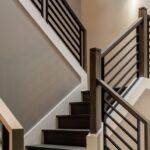 Stylish Handrail And Balusters Image 631