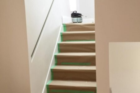 Handrail For Narrow Staircase
