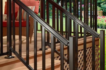 Home Depot Railings For Steps