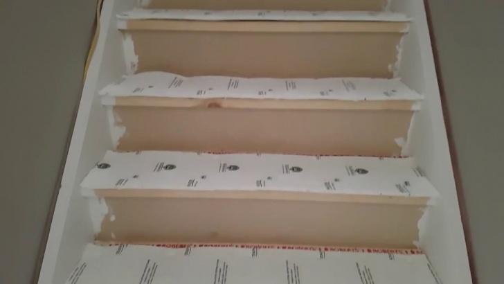 Stylish Installing Carpet On Stairs Image 828