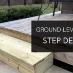 Stylish Making Steps For Decking Image 169