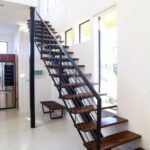 Stylish Modern Open Staircase Image 382
