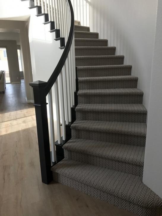 Stylish Modern Stair Carpet Image 218