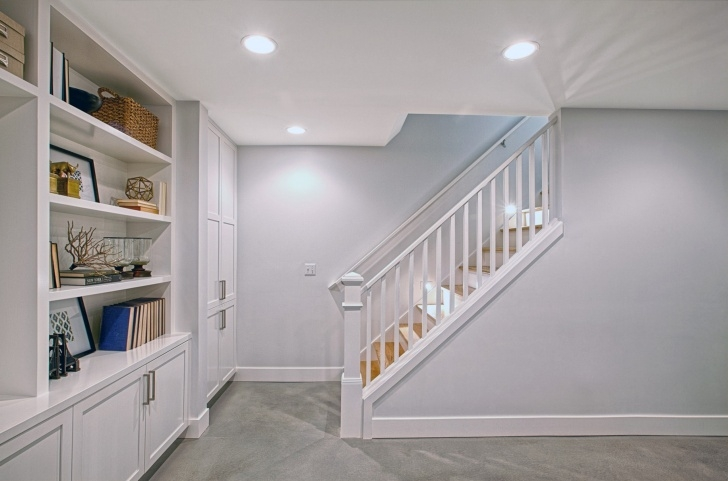 Stylish Opening Up Basement Stairs Photo 848