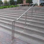 Stylish Outdoor Metal Handrails Photo 230