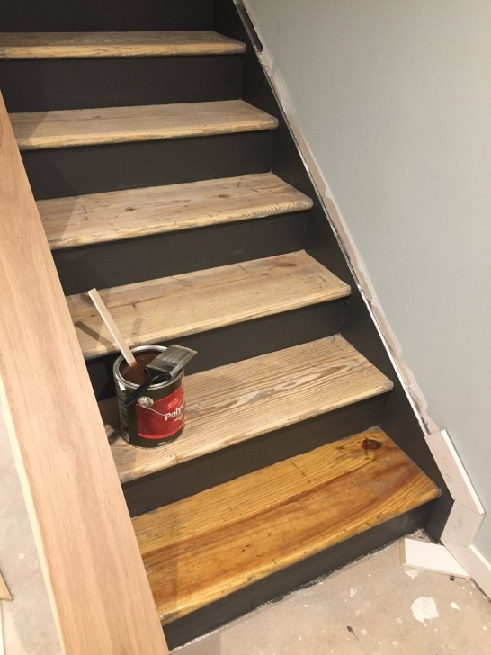 Stylish Refinishing Stair Treads Photo 369